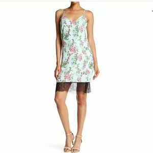 Adelyn Rae floral dress medium nwt